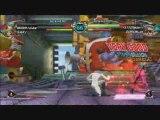 Tatsunoko vs. Capcom - Wii - Gameplay Video 1