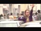 Iran Juin-Juillet  2009._ Chant des partisans