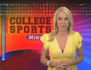 College Sports Minute for Monday, July 13, 2009