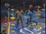 Crazy Boy & Extreme Tiger vs Joe Lider & Nicho