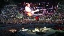 U2 360° Tour Desire-Billie Jean-Don't stop  Mickael Jackson