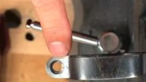 Remove Locking Screw Holes from Mauser Bottom Metal