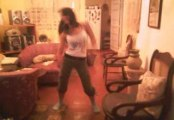 luciana bailando