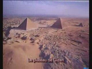 Gizeh, Les connaissances 2700 ans avant Jésus-Christ.