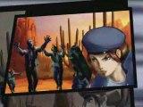 Marvel vs Capcom 2 : New Age of Heroes Trailer Jill et Storm