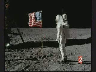 Le premier homme sur la Lune: c'était il y a 40 ans