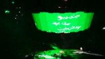 U2  360° Tour  Sunday bloody sunday