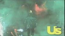 "Michael Jackson ""sa tête prend feu !"" accident pub PEPSI"