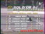 1994 : Bol d'Or Motos arrivée