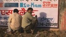 India  - shanti shanti