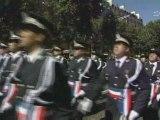 14 juillet 2009 - Défilé de la police nationale