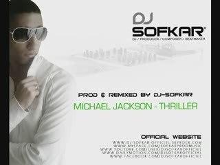 Dj SofKar - Thriller de Michael Jackson - Prod by Dj-SofKar