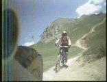 2 alpes descente VTT juillet 2009