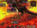 Wow : Sartharion 10 Zerg mode druide feral pov