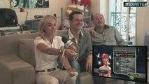 Star Select avec Sebastien Cauet et Cécile de Menibus