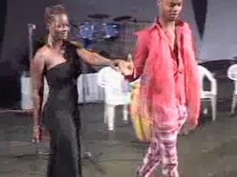 Yola Zouk love live à la fête des Peres à Abidjan