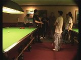 Snooker Coaching Nic Barrow with The Snooker Forum Stance 7