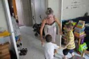 Danse Quentin, Maxime & Mamie