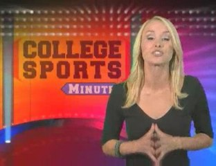 College Sports Minute for Monday, July 20, 2009