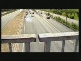 Francis AUGUY cascade Sécurité routière percussion autoroute