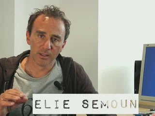 Appel à contribution: ELIE SEMOUN