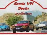 Sortie véhicules historiques dans le Bozio ( Haute Corse )