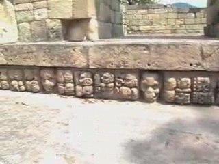 American Detour: Honduras - Copan's Ruins
