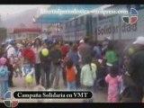 campaña solidaria en VMT
