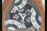 Glory Musical Clock by Rhythm Clocks