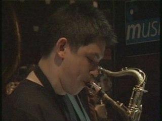 Laurent Coq Blowing Trio, feat. David El Malek, Olivier Zano