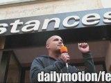 Rassemblement anti LDJ part 4 Librairie Résistances [8/7/09]