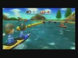 Wii Sport Resort - CANOE KAYAK - Play with Pros