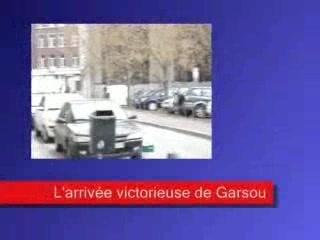 Garsou court pour la victoire