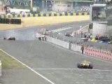 WSR 2009 Le Mans Show Renault F1 team