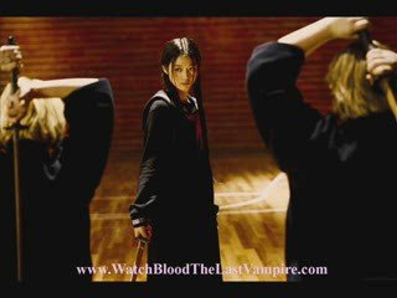 watch blood the last vampire full movie stream  online