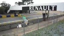 WSR 2009 LE MANS FORMULA RENAULT 2.0 COURSE