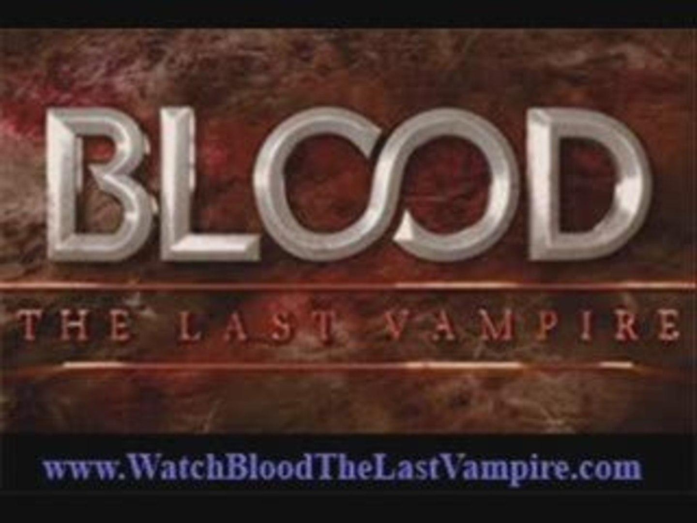 watch blood the last vampire movie part 1 streaming