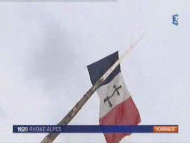 JT de France 3 Rhône-Alpes du 19-07-09