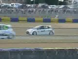 Accident Derapage Clio Cup World Series by Renault 2009