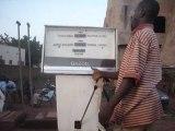 Bamako : à la pompe à essence