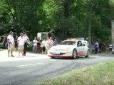 essais rallye montagne noire 2009
