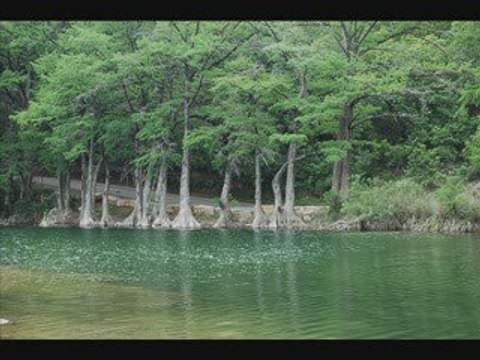 Rivers and Creeks of Wimberley Texas