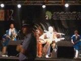 Les Troupes Africaines et la jeunesse Algérienne danse