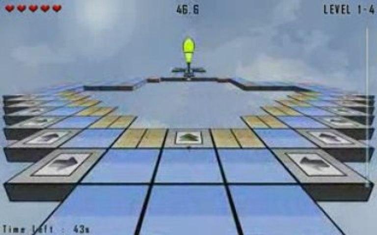 Battle Jump 0.7 - Démonstration