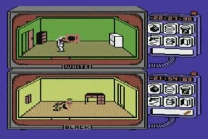 C64 - Spy Vs Spy (HQ)