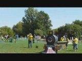 Concours de Foussais Payré 2009 1.05m vitesse tour d'honneur