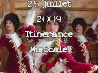 Ensemble Troïka - Port-Sainte-Foy - Itinérance Musicale