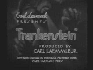 Frankenstein (1931) 1 of7