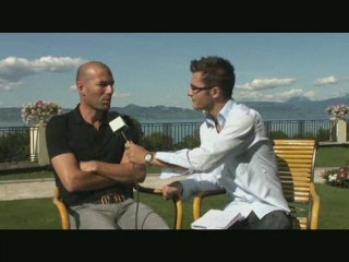 Zinedine Zidane: l'interview
