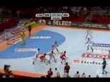 tunisie espagne final time Hand ball 1 june 2008